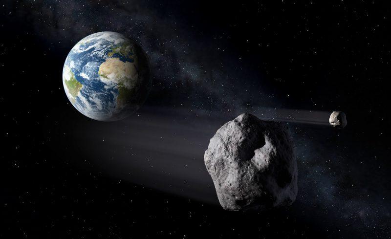 К Земле сегодня приблизится «астероид смерти»