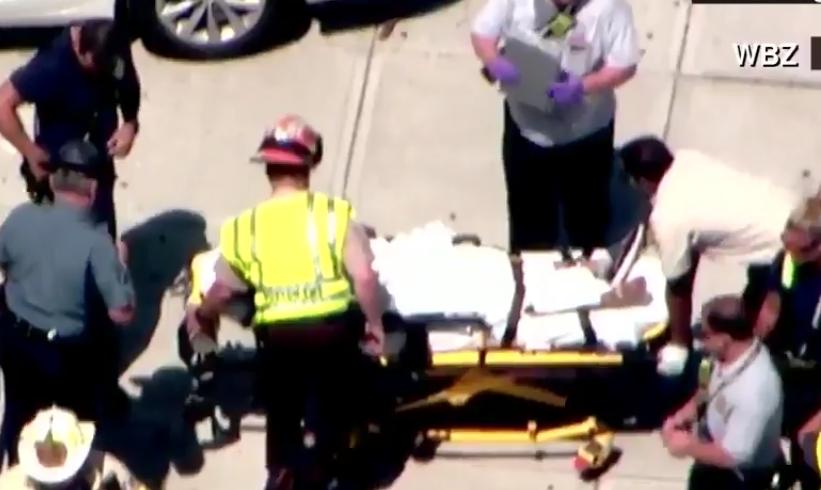 В Бостоне автомобиль въехал в толпу, пострадали девять человек