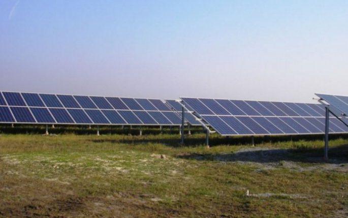 Французы могут построить в Чернобыле гигантскую солнечную электростанцию