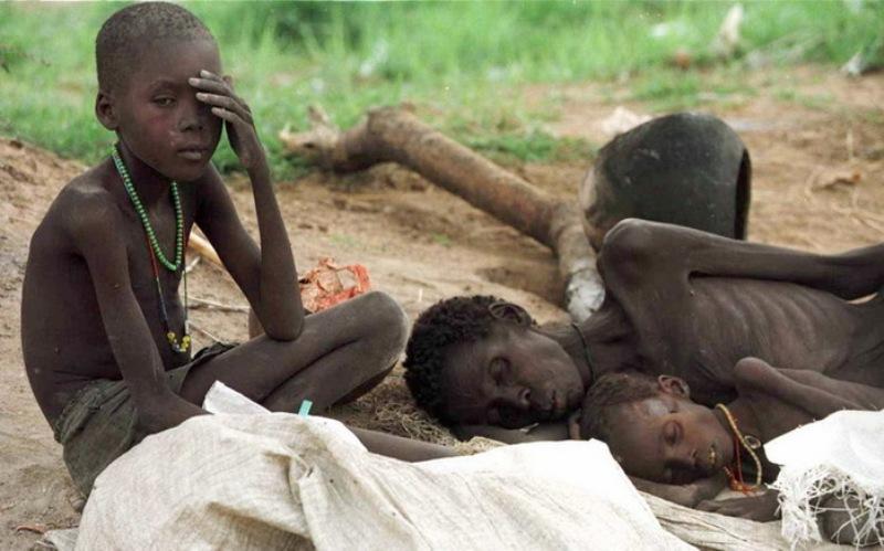 ООН: 760 миллионов человек все еще живут в нищете