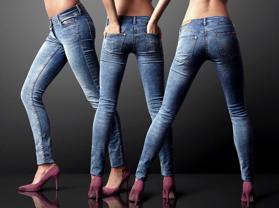В Украине будут шить джинсы