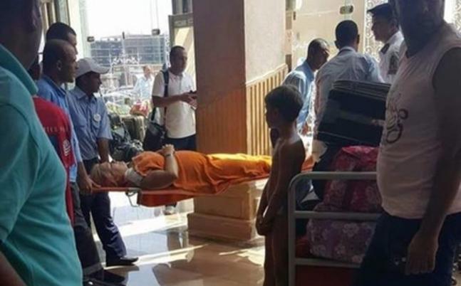 Во время нападения на туристов в Хургаде погибли не украинцы, а граждане Германии