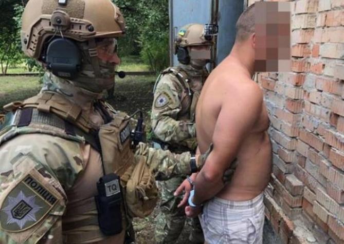Спецназ задержал главаря особо опасной банды грабителей и убийц
