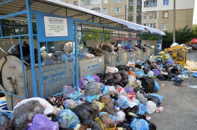 В БПП задумали штрафовать украинцев, которые мусорят