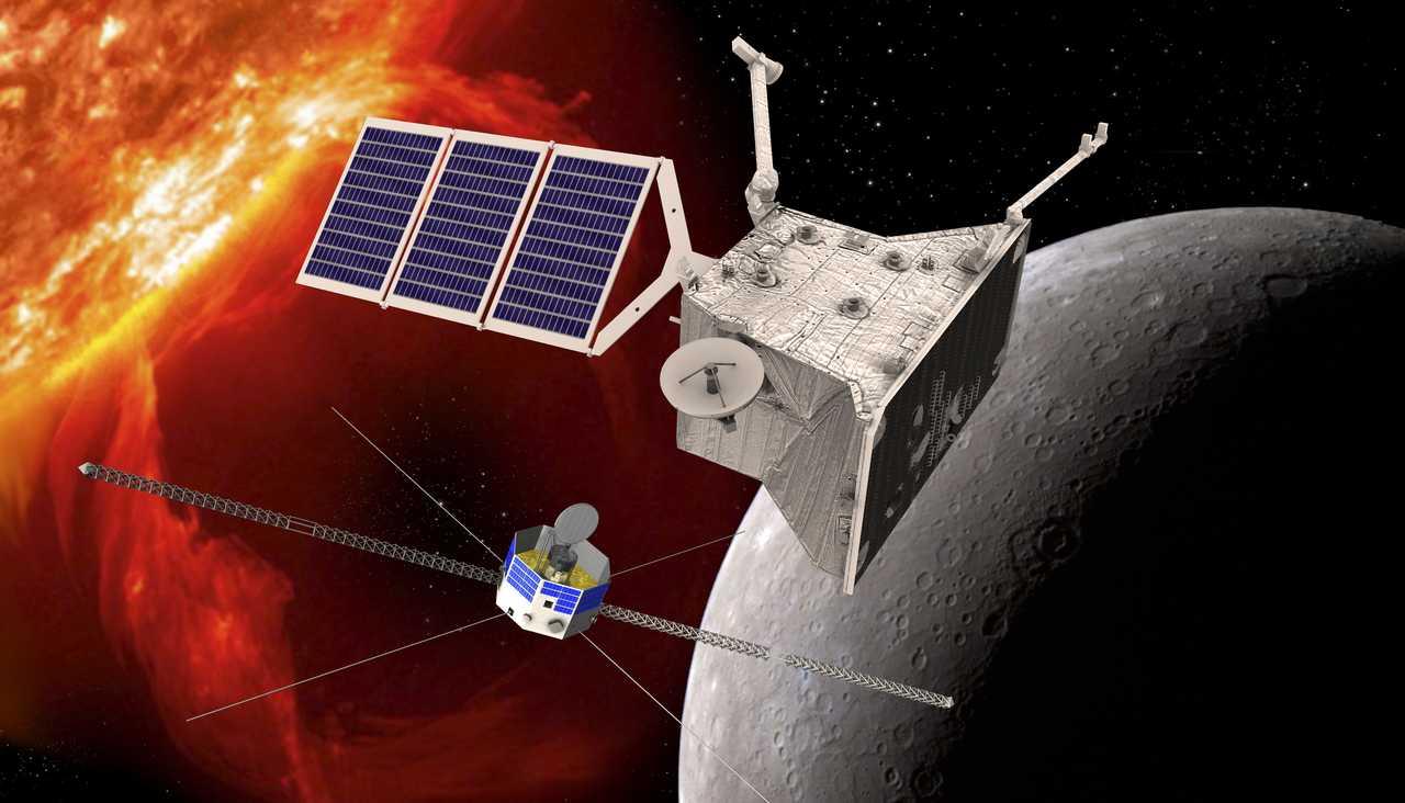 Европа и Япония раскрыли детали «двойной» миссии к Меркурию