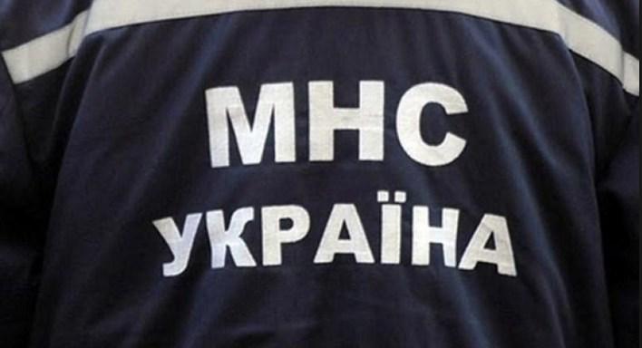 Под Киевом горела несанкционированная свалка
