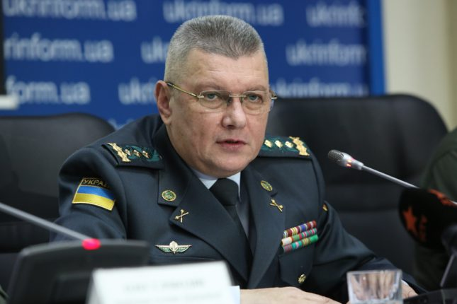 Порошенко сократил руководителя Госпогранслужбы. Инаградил его высшим воинским званием