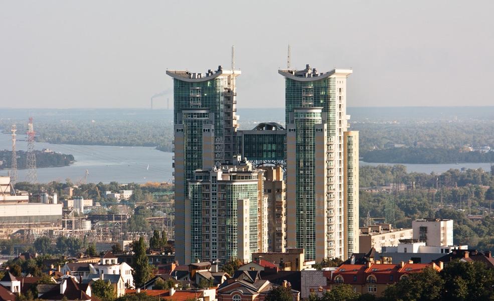 Самые дорогие дома в Киеве стали еще дороже