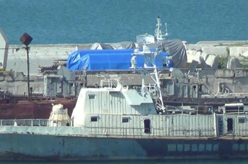 В порту Феодосии замечены новые турбины, похожие на Siemens, – Reuters