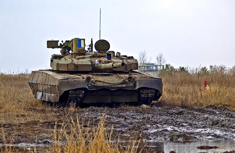 Пакистан намерен закупить у Украины большую партию танков «Оплот»