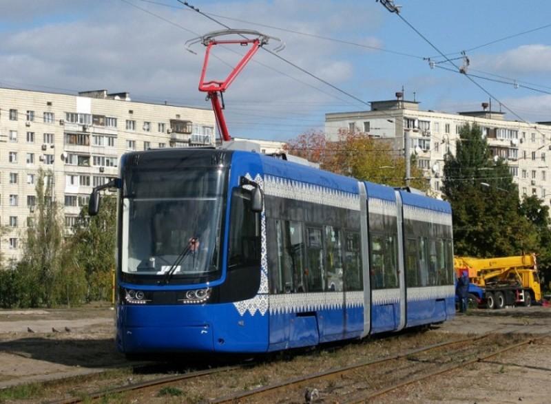 В Киеве уже к концу года могут начать собирать польские трамваи