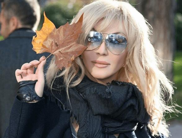 Ирина Билык порадовала неувядающей красотой