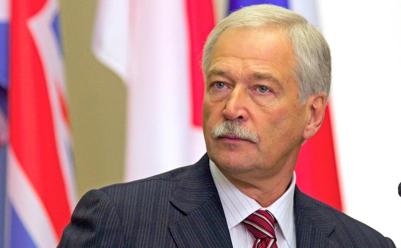 Грызлов глубоко обеспокоен увеличением военных расходов Украины