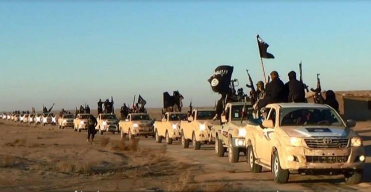 """Силы коалиции """"заперли"""" боевиков ИГИЛ в центре Ракки, — Reuters"""