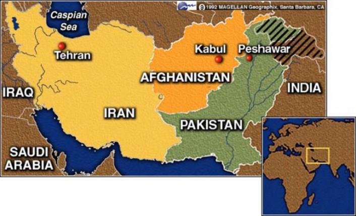 Турция начала строить бетонную стену на границе с Ираном