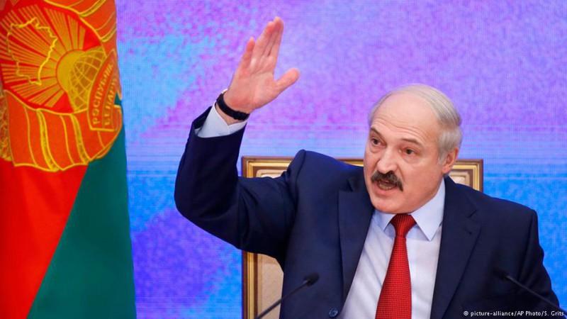Лукашенко волнует как Россия ведет себя на границе с Беларусью