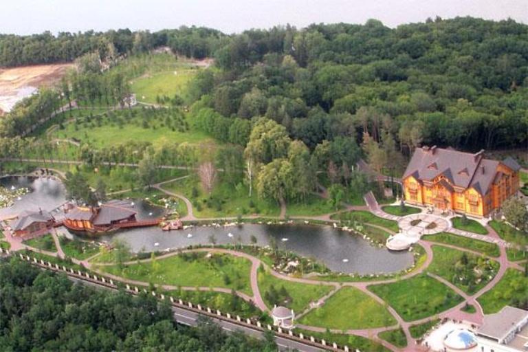 Резиденцию «Межигорье» вернули государству