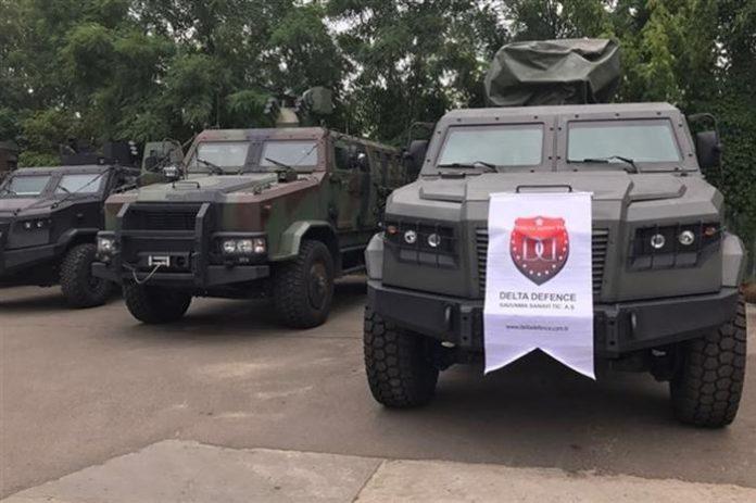 Бангладеш собирается закупить 680 украинских бронеавтомобилей