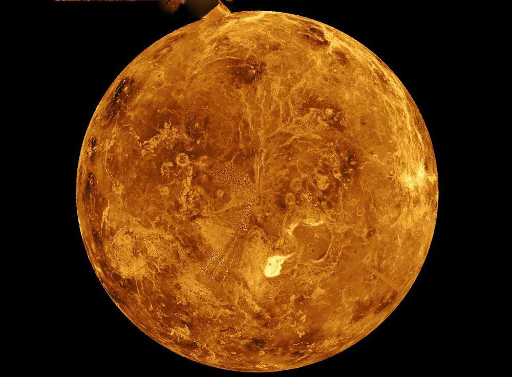 На древней Венере мог существовать океан