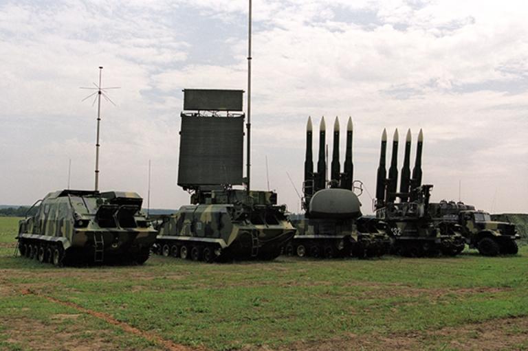 Украина разорвала соглашение с Россией по экспорту военной техники