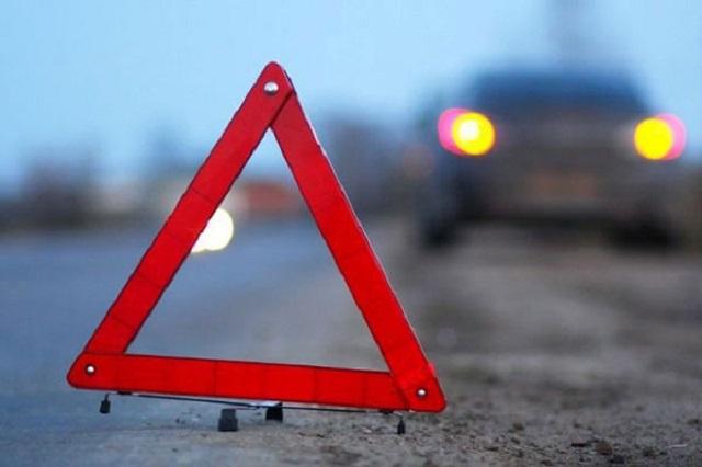 В Киеве пьяный водитель сбил двух детей