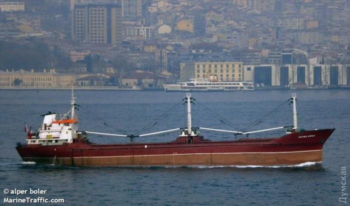 В Испании задержаны 11 украинских моряков с сухогруза, на котором нашли 18 тонн гашиша