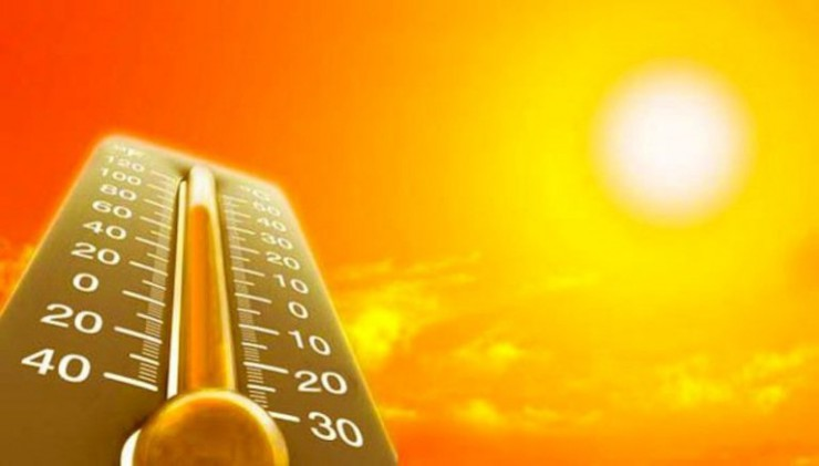 Сколько продержится жара в Украине