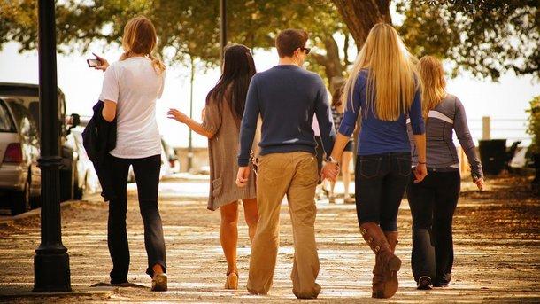 Как узнать о сексуальной жизни женщины по ее походке