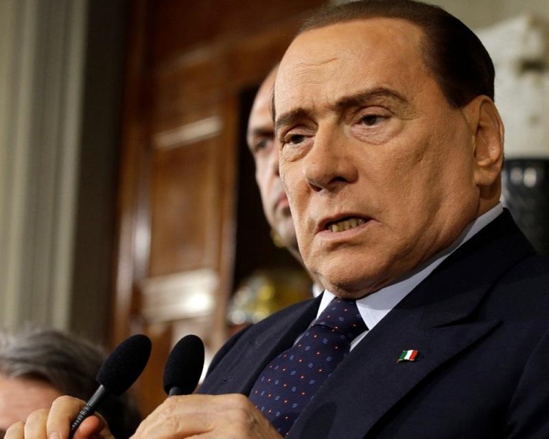 Берлускони заявил о возвращении в политику с проевропейской программой