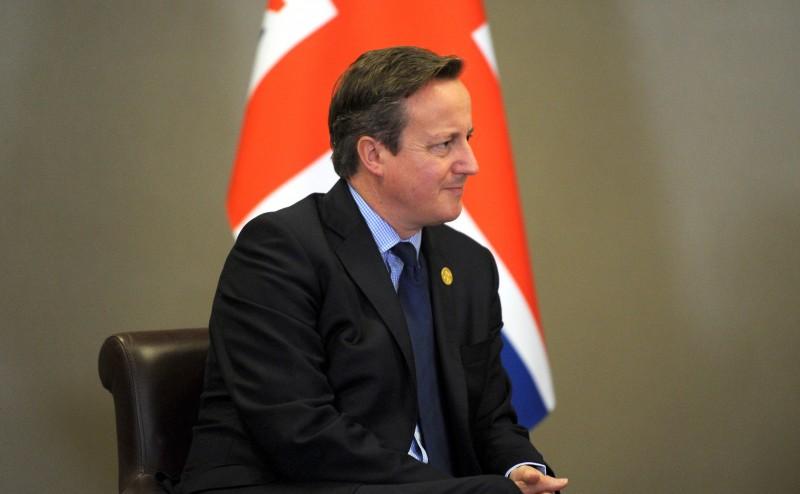 Кэмерон: Британия усилит сотрудничество с Украиной после Brexit