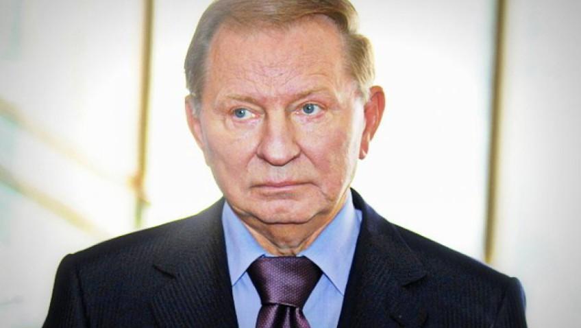 Введение миротворцев на Донбасс в варианте России неприемлемо, — Кучма