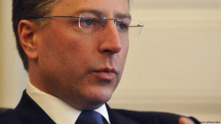 Волкер: Украина и Грузия еще не готовы вступить в НАТО