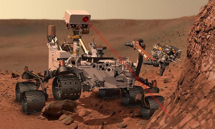 На Марсе обнаружили элемент, необходимый для появления жизни
