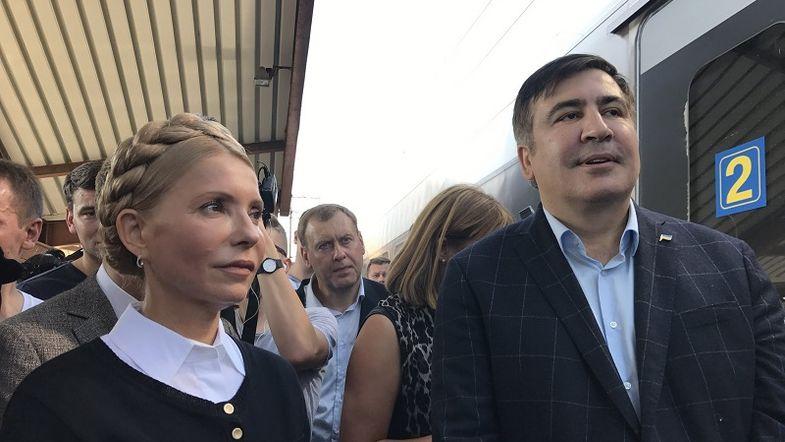 Саакашвили на границе. Прорыв из ниоткуда в никуда?
