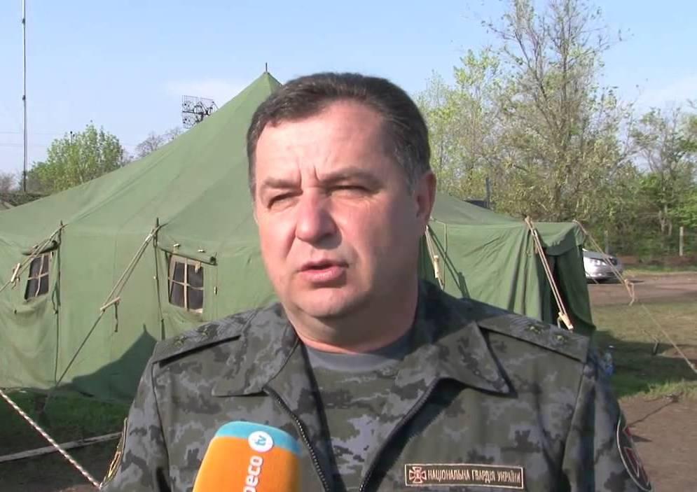 Никто не запрещал бойцам ВСУ открывать ответный огонь, — Полторак