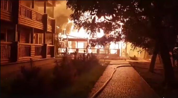 Воспитательницу пытаются сделать козлом отпущения за пожар в лагере «Виктория», — Найем