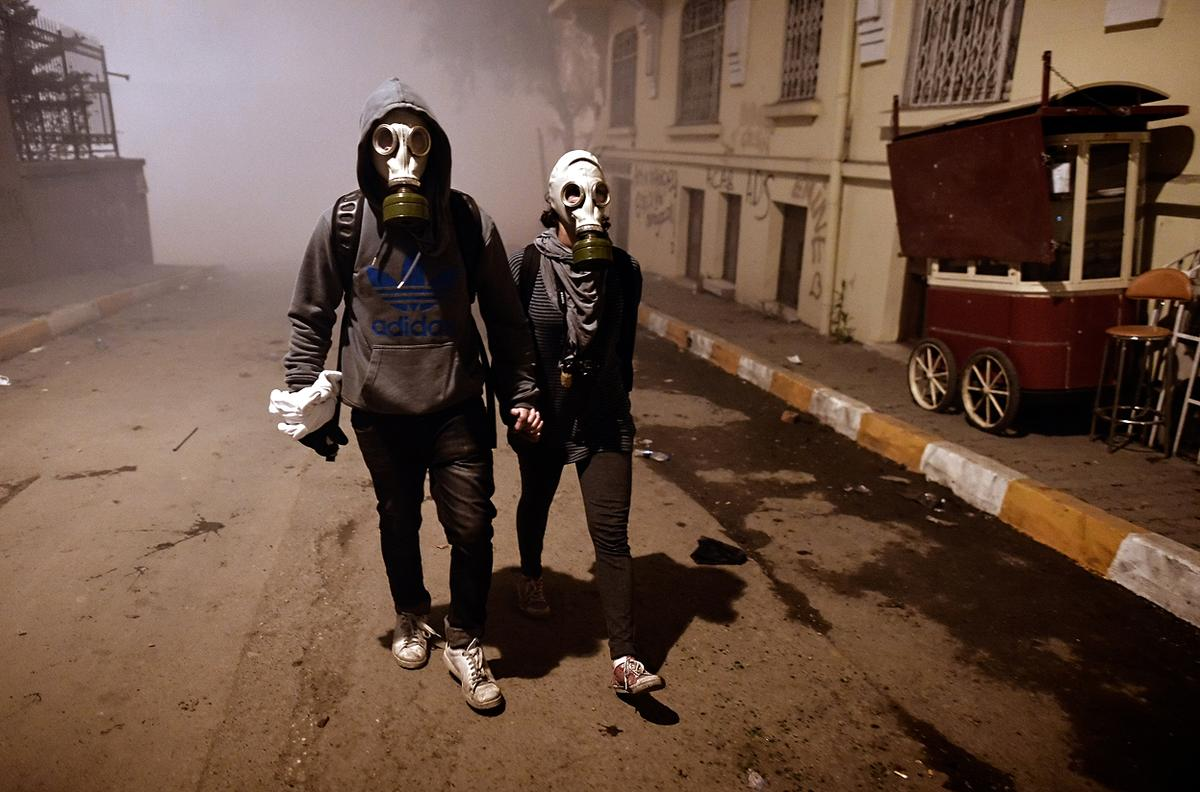 Искусственный интеллект сделает невозможной анонимность участников протестов