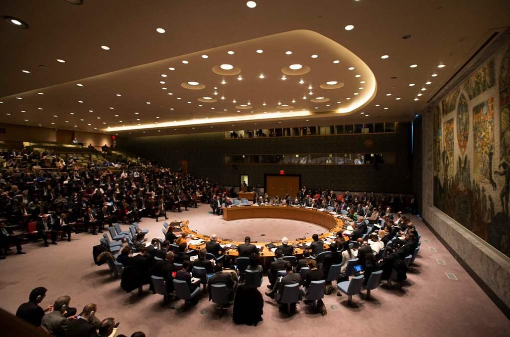 Вице-президент США покинул зал СБ ООН во время выступления Лаврова