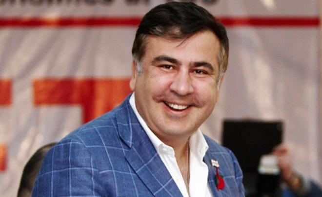 В Одессе в субботу ждут прибытия Саакашвили