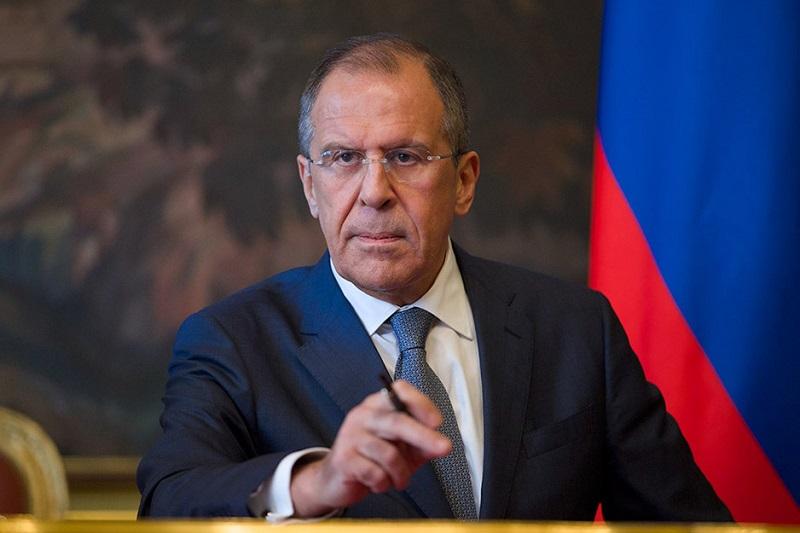 Лавров заявил, что Киев должен договариваться о миротворцах с боевиками