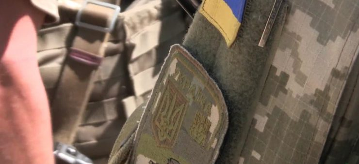 Под Талаковкой ранили украинского военного