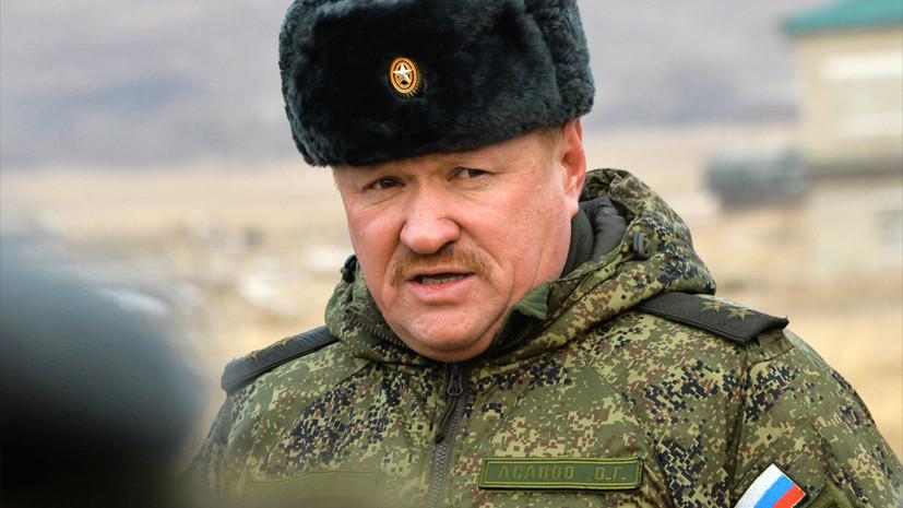 В Сирии погиб российский генерал, который был замечен в ОРДЛО