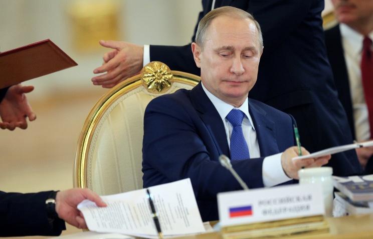 Кремль прокомментировал поездку Путина на военные учения «Запад-2017»
