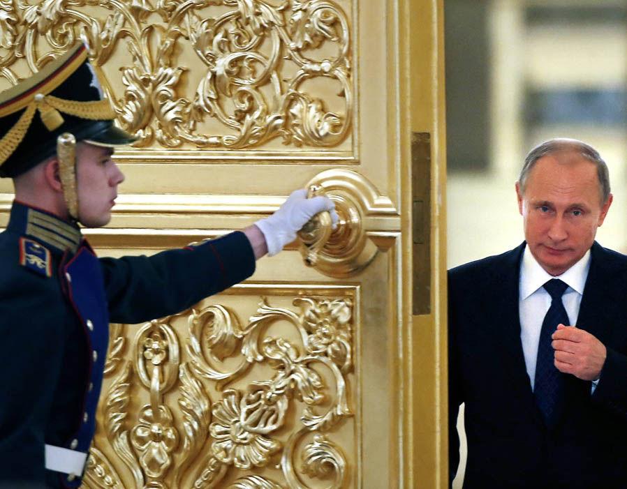 Советский Союз 2.0: как Путин формирует современную Россию, — Independent