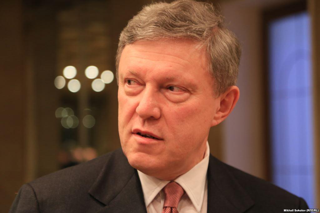 Кандидат в президенты РФ выступил за территориальную целостность Украины