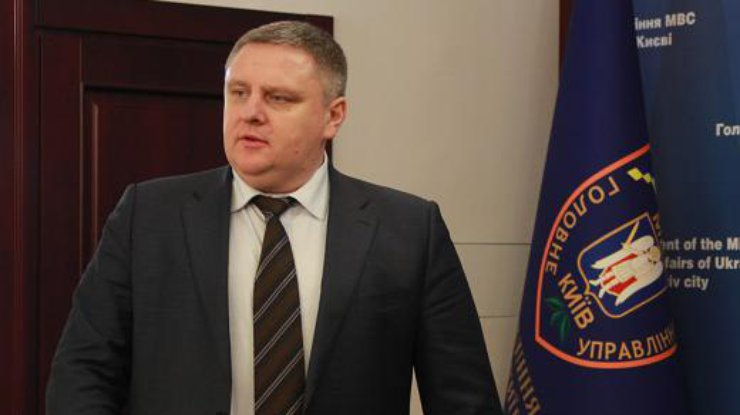 Крищенко рассказал об иностранцах, в которых стреляли в Киеве