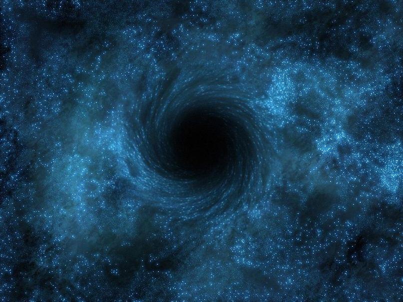 Найдена самая близкая к Земле двойная черная дыра