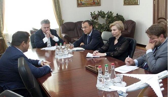 Климкин поговорил с послом Венгрии о законе об образовании