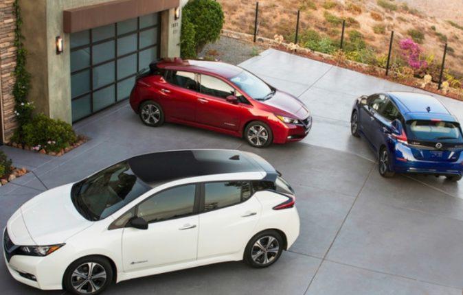 Nissan представил обновленный электромобиль Leaf