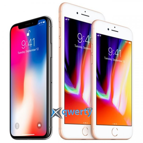 Презентация iPhone 8 и iPhone X